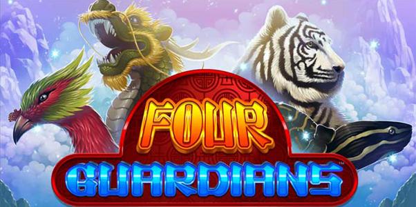 Four Guardians สล็อต ฮอลิเดย์