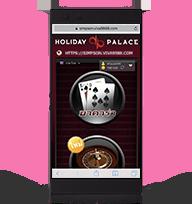 banner ทางเข้า Holiday Palace casino galaxy ผ่านเว็บ