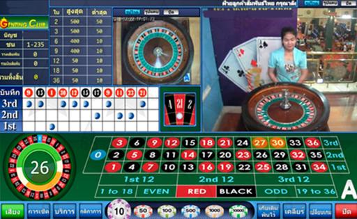 วิธีเล่นรูเล็ต Genting Club Casino