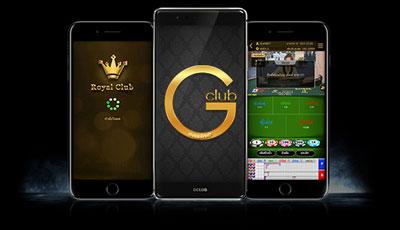 ทางเข้า Gclub Royal เล่นเกมออนไลน์ค่าย จีคลับ สล็อต มือถือ