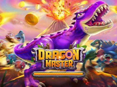 Dragon Master เกมยิงปลา รูปแบบใหม่จาก JDB Gaming